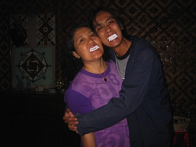 Dimas & Ibu