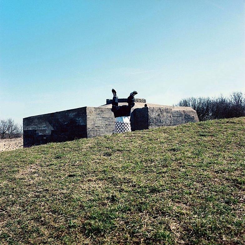 (WAB.COM) Fietlampjes Jacket WWII German's Bunker