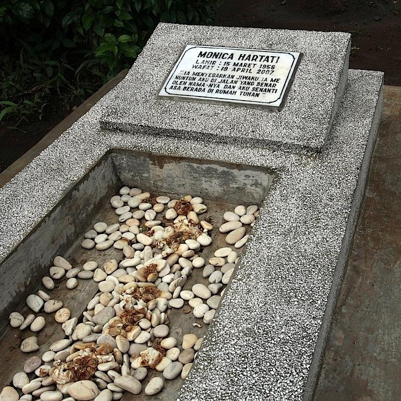 Ziarah ke Makam Mamah 11, 9 November 2009
